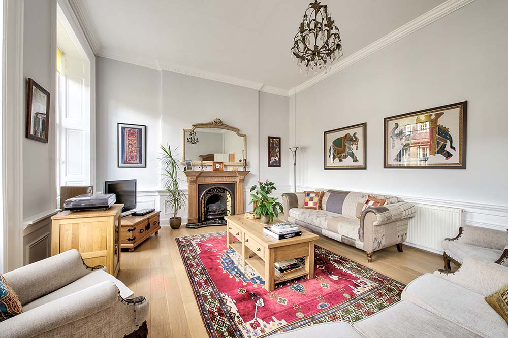 new town edinburgh airbnb