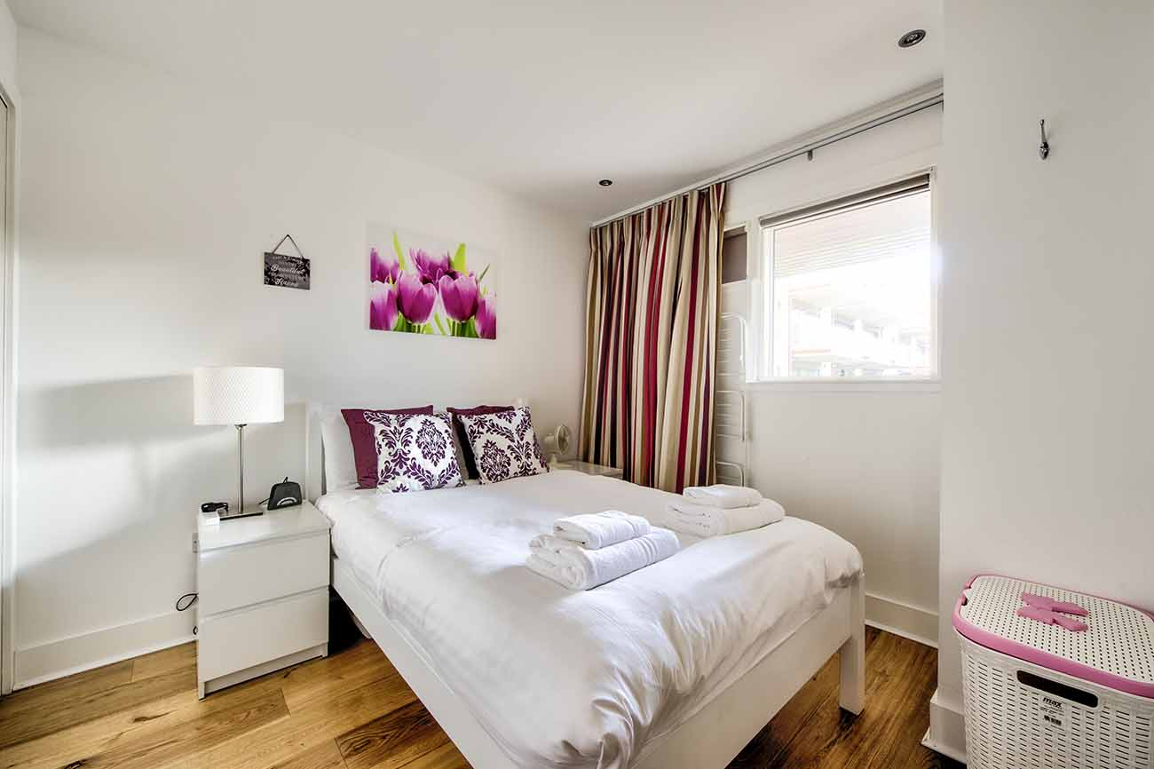 fountainbridge airbnb