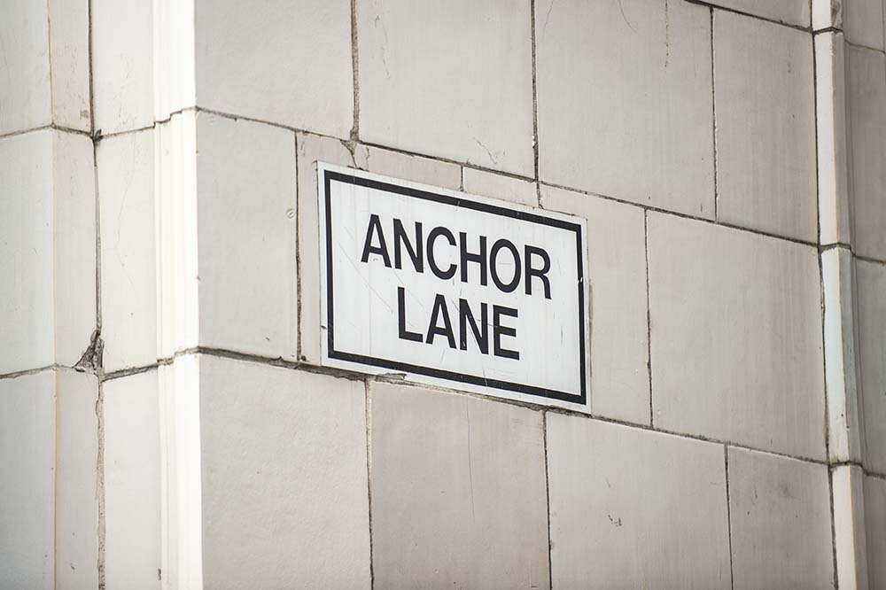 anchor line glasgow