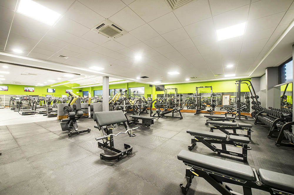 Bannantyne Gym Newcraighall