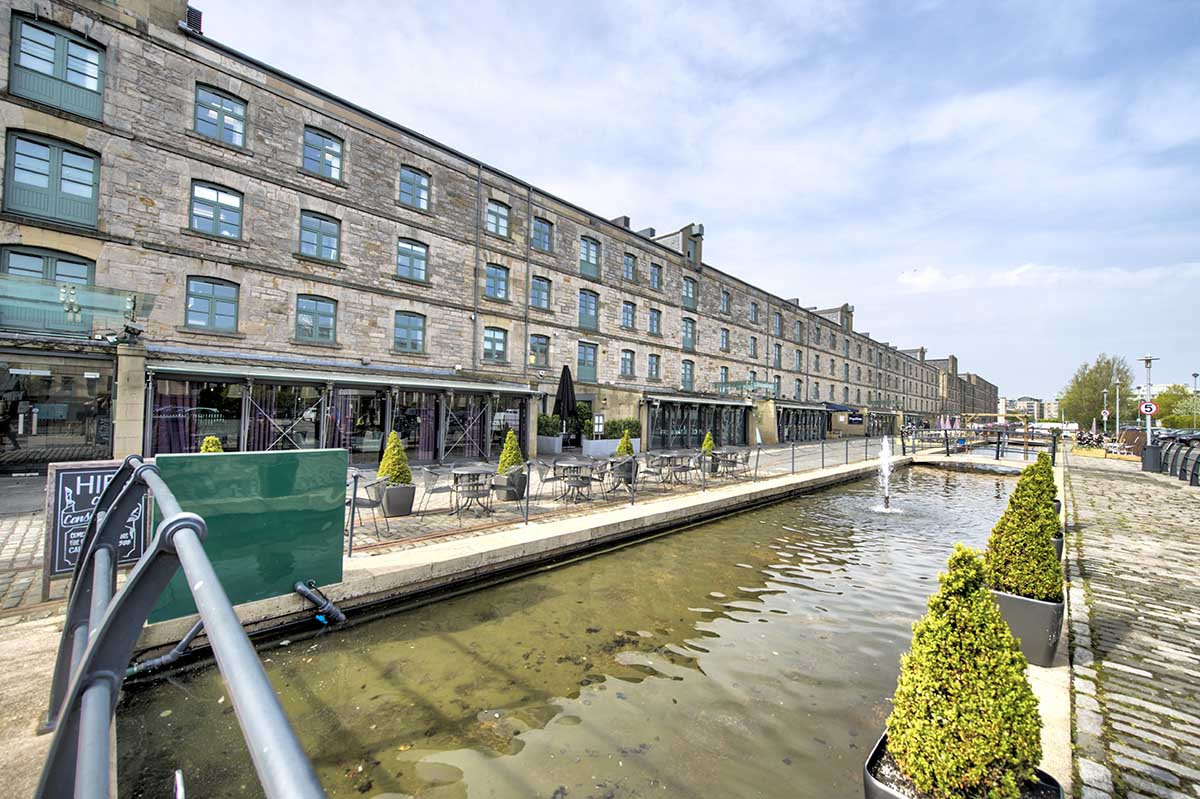 commercial quay edinburgh