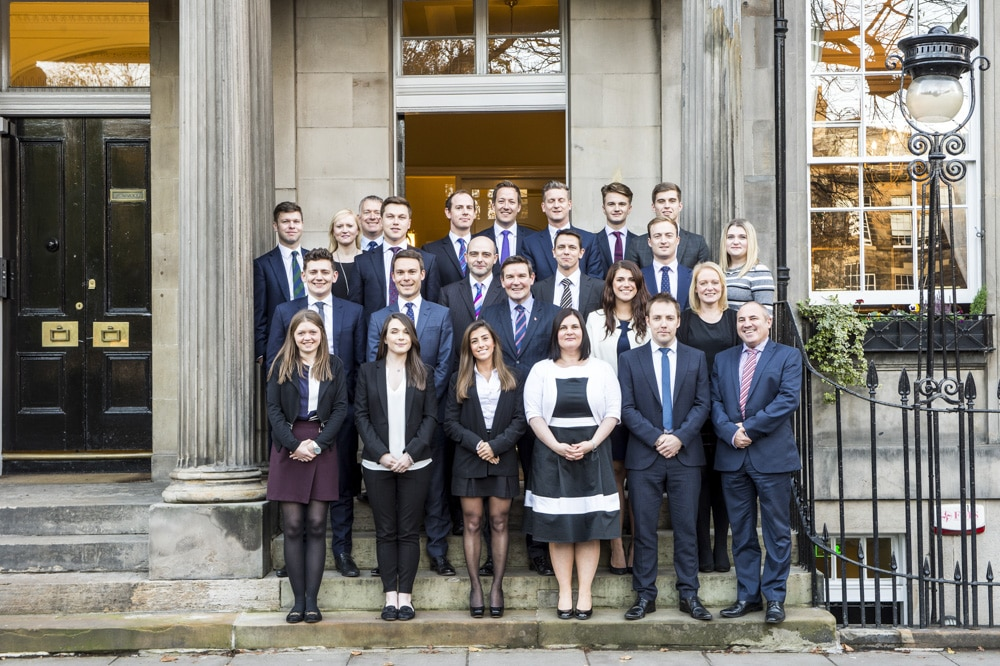 Corporate Portraits Edinburgh