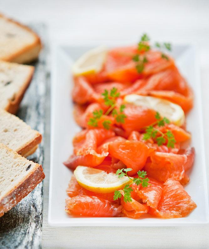 Salmon Gravlax Recipe