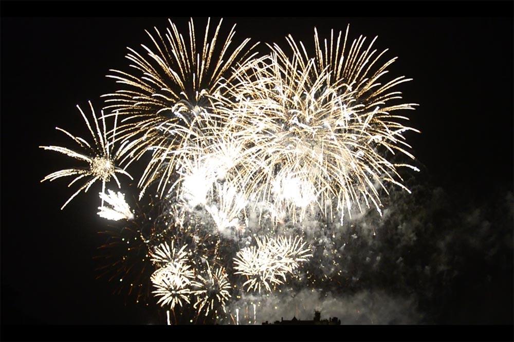 Fringe Festival Fireworks 2017
