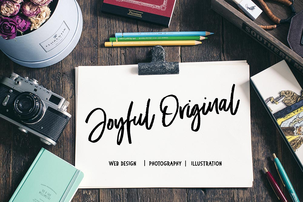 joyful original
