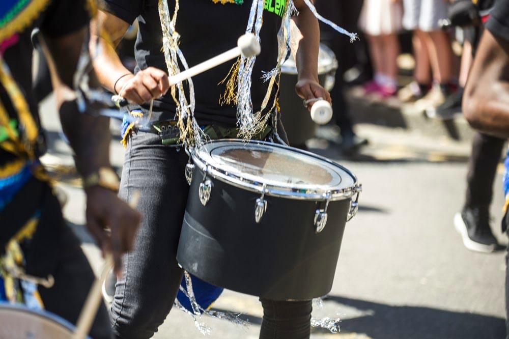 edinburgh jazz and blues festival carnival 2017