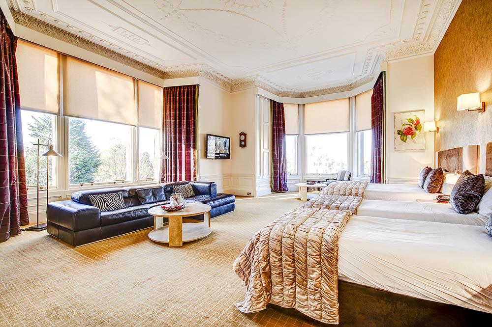 hotel photography edinburgh