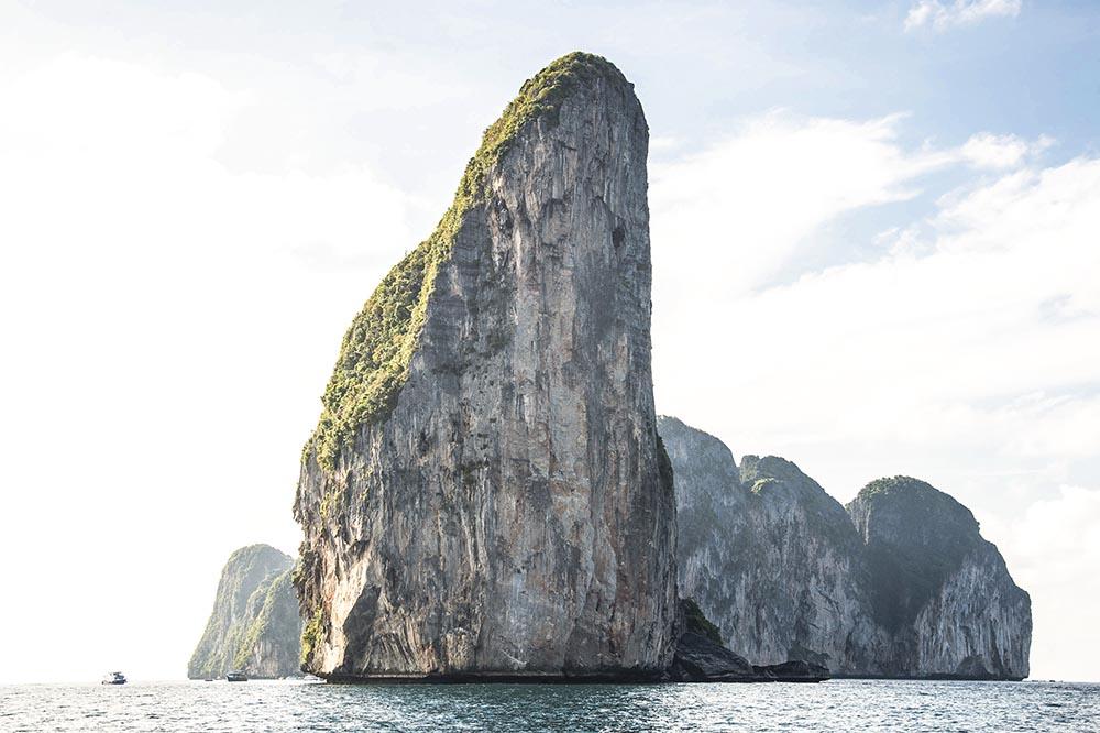 phi phi island boat tour