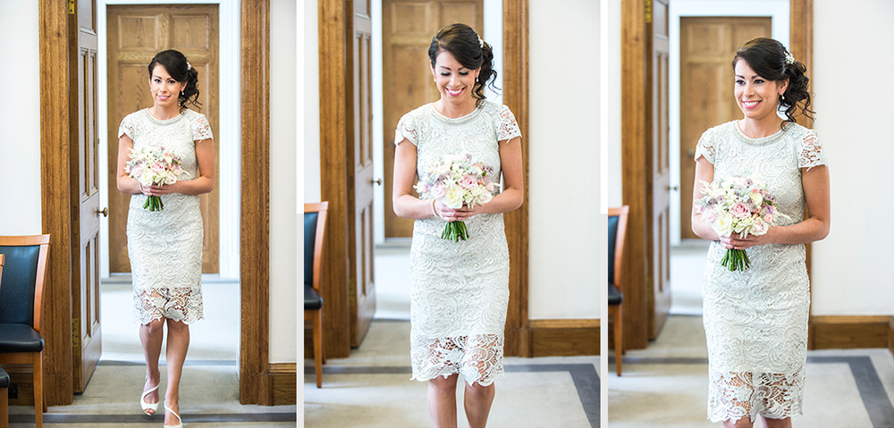 Lothian chambers registry office wedding for Dresses for registry office wedding