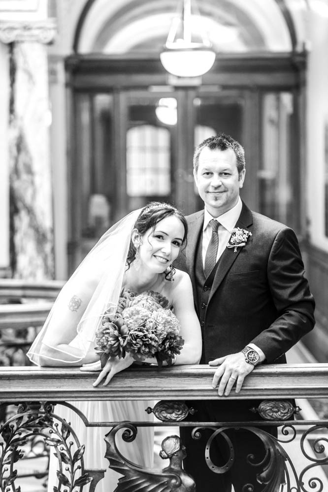 Lothian Chambers International Wedding