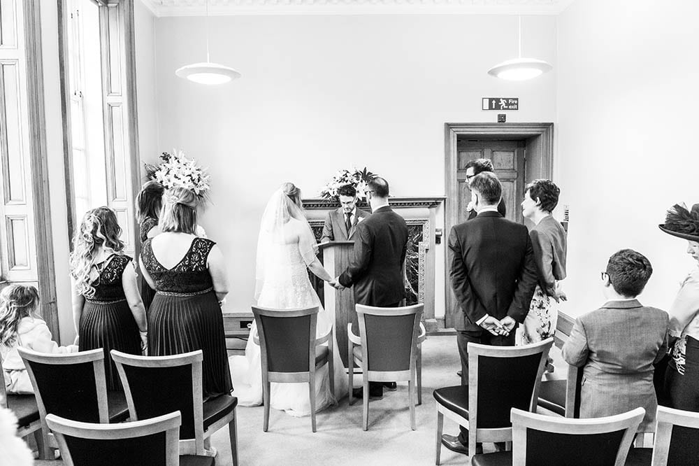lothian chambers registrars office wedding