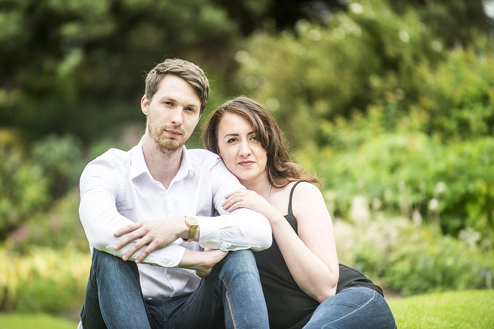 Royal Botanical Gardens Edinburgh Engagement