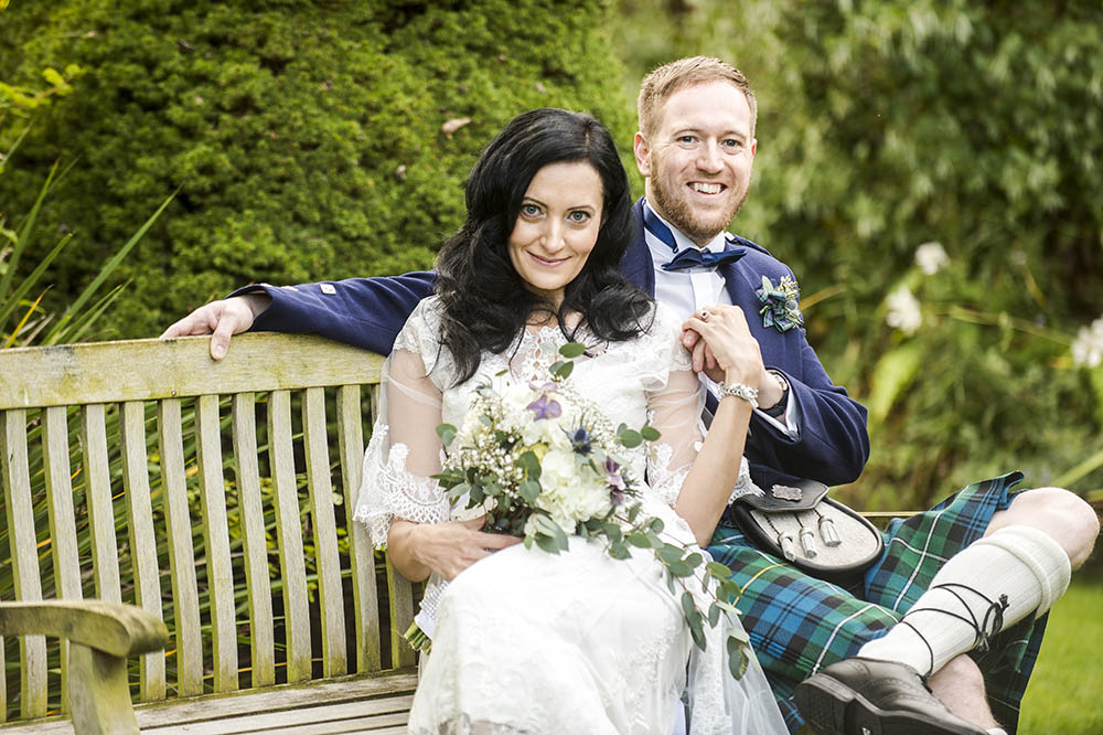 mallard hotel gullane wedding