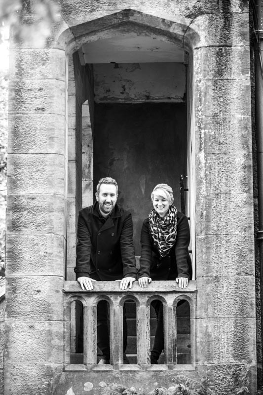 lauriston castle wedding pre shoot