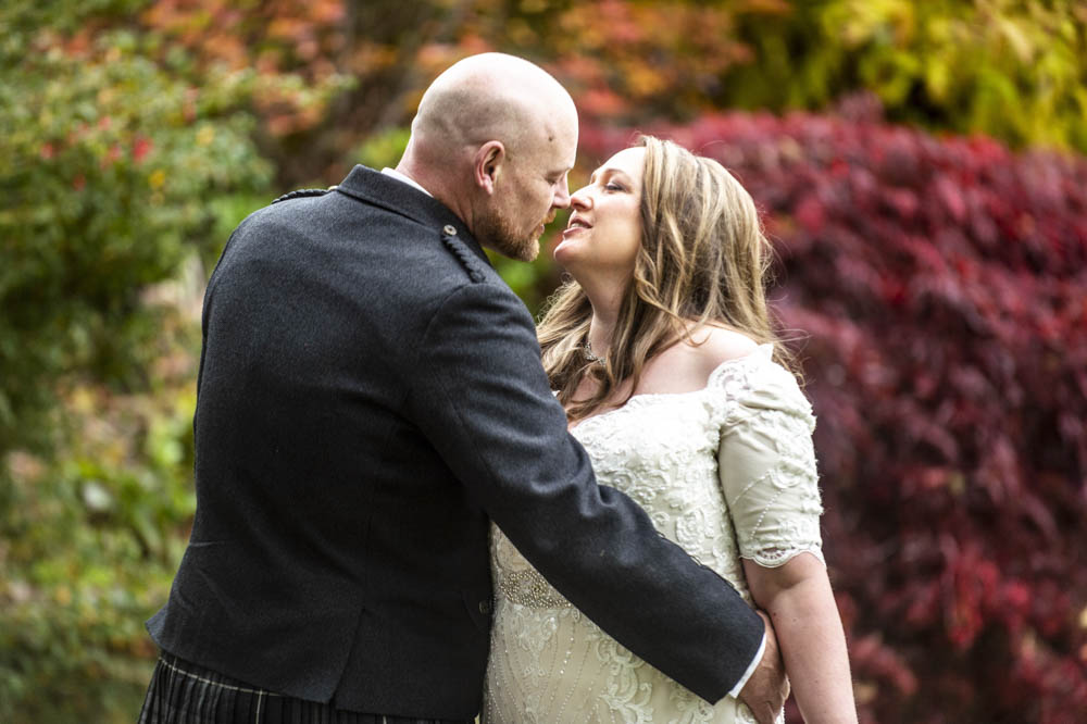 prestonfield house hotel wedding