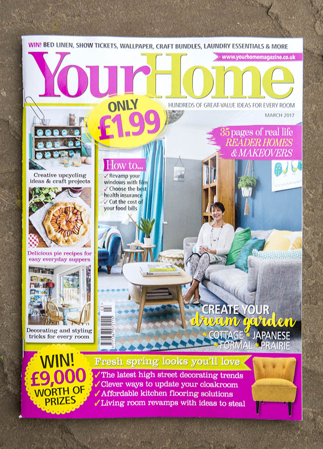 your home magazine march 2017