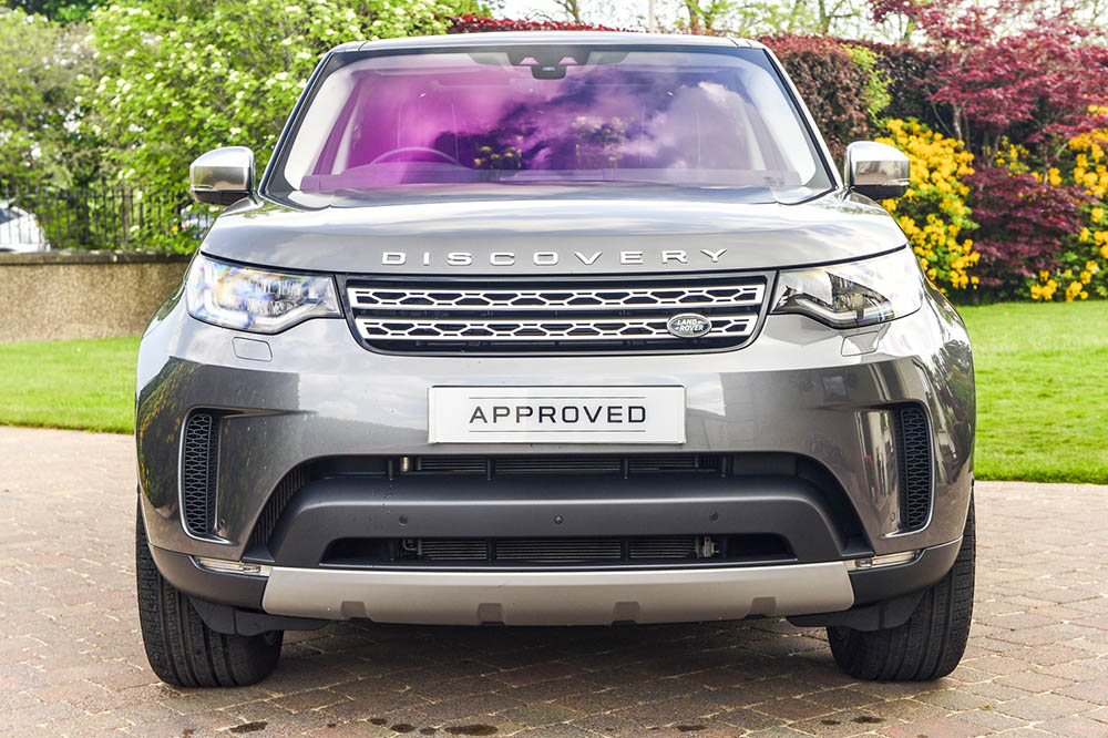 All New Land Rover Discovery Luxury