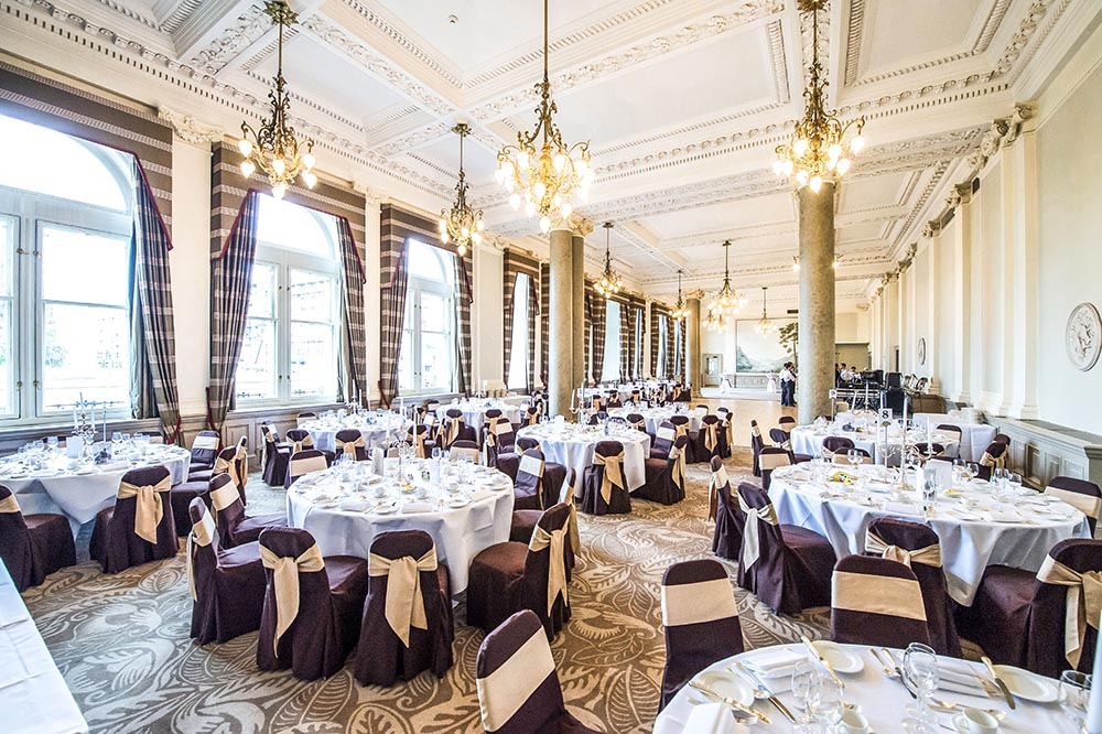 The Balmoral Hotel Wedding Venue Chris Radley Photography