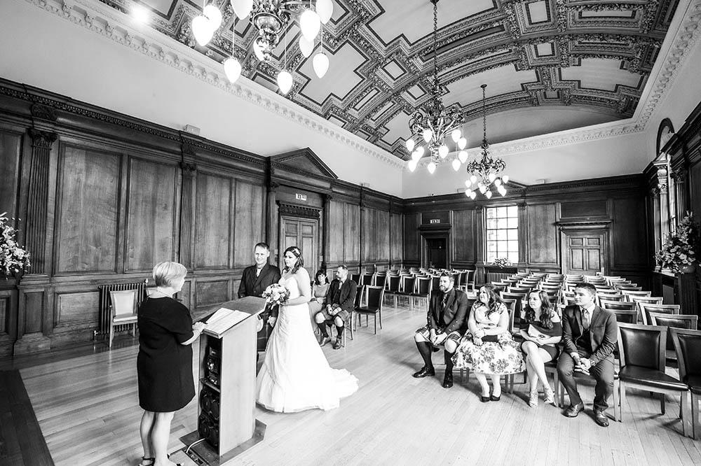 city of edinburgh suite wedding
