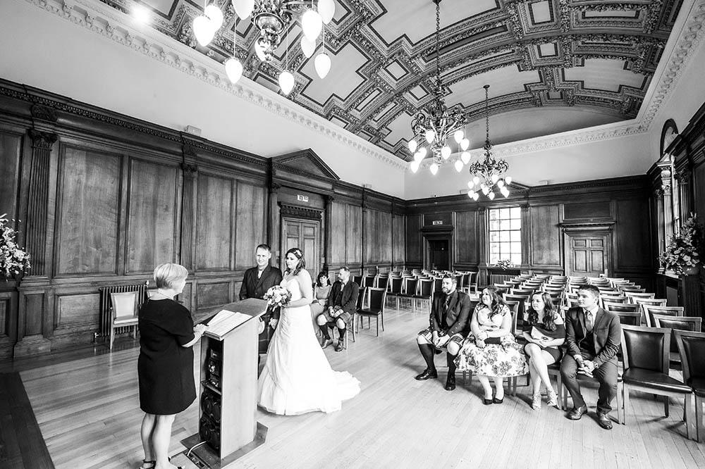 city of edinburgh suite wedding