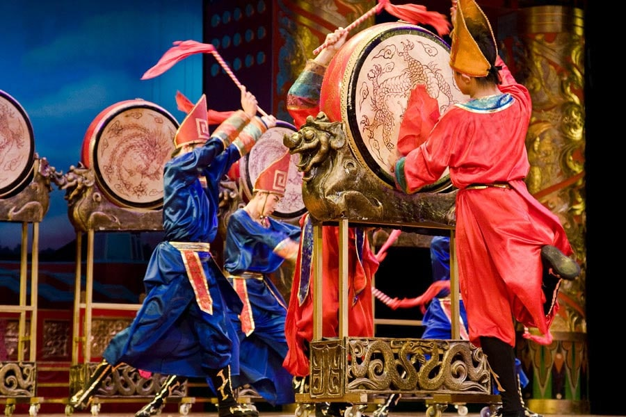 Tang Dynasty Theatre Show Xi'an