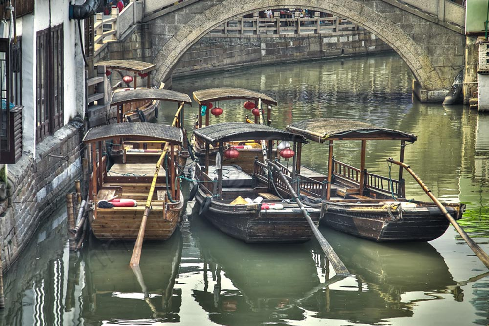 Zhujiajiao China