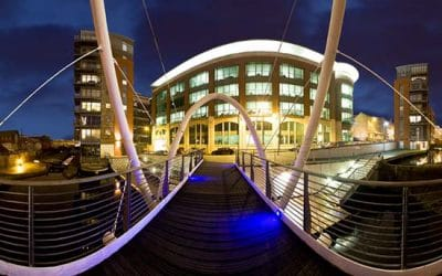 Birmingham Night Panoramics