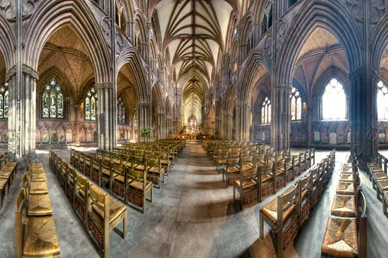 lichfield cathedral panoramics