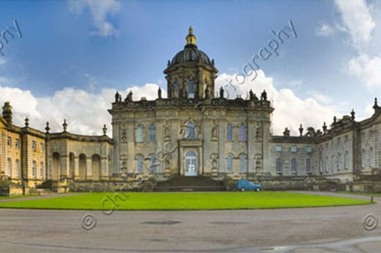 castle howard panoramic preview
