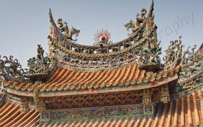 San Xia Zushi Temple Taiwan