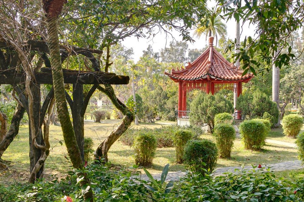 shilin presidents residence taipei