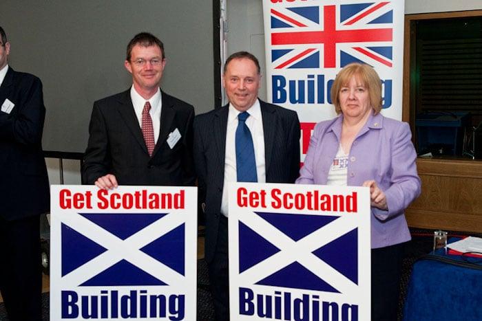 Get Scotland Building Event Scottish Parliament