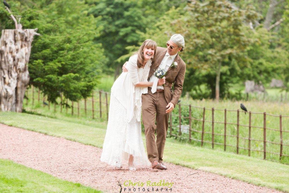 Lothian Chambers and Prestonfield Hotel Wedding