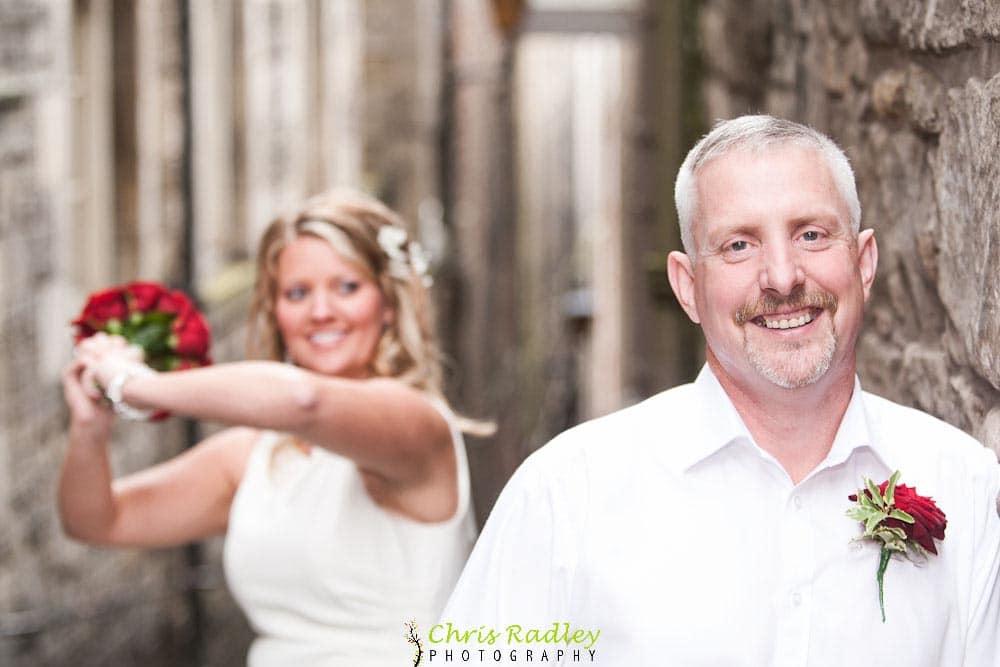 Jennifer and Martin Wedding