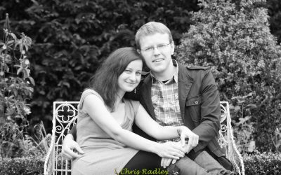 Prestonfield House Engagement Shoot