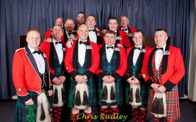 Sargeant Ball Dreghorn Barracks