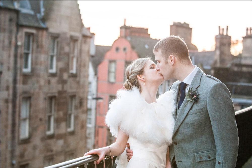 Lothian Chambers and The Hub Wedding