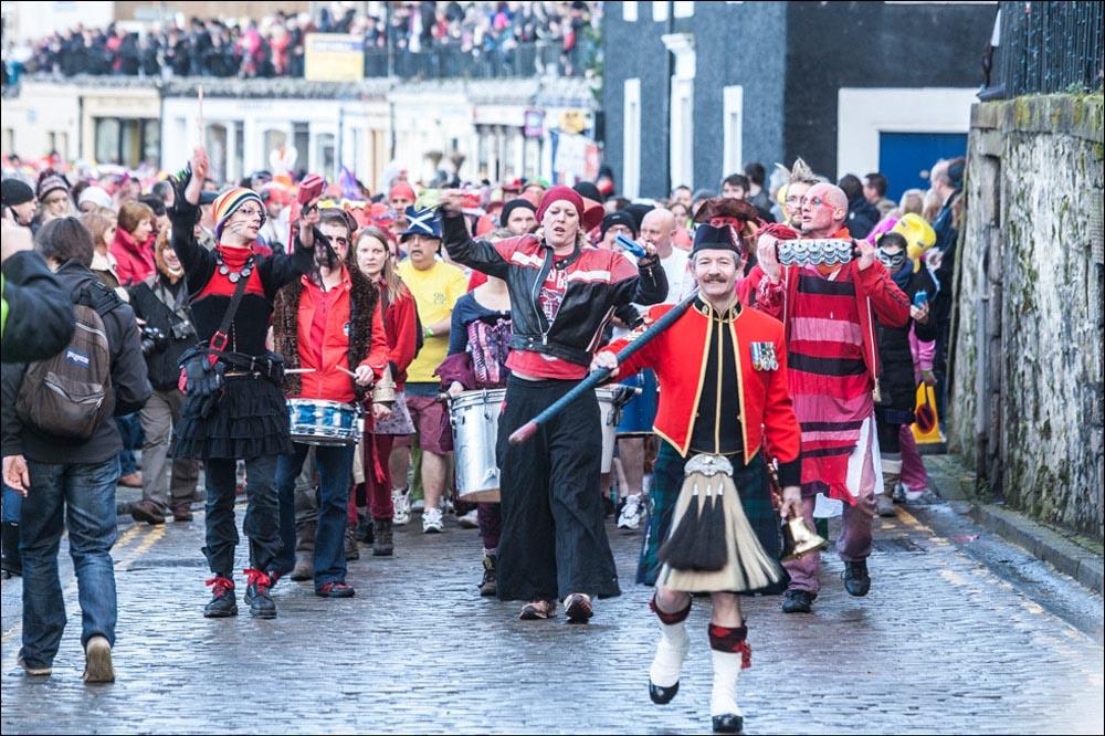 Loony Dook Edinburgh 2013
