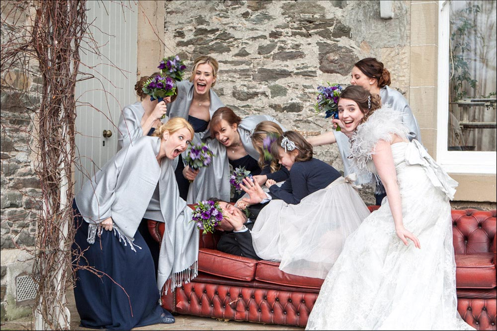 Kippilaw House Wedding