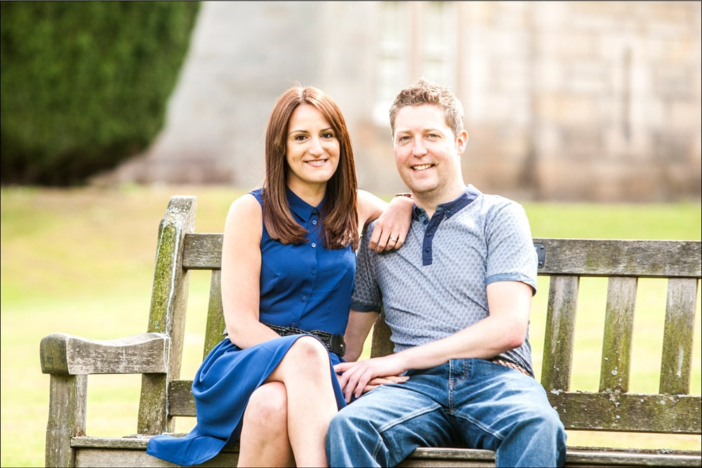 Dean Village and Lauriston Castle Engagement Shoot