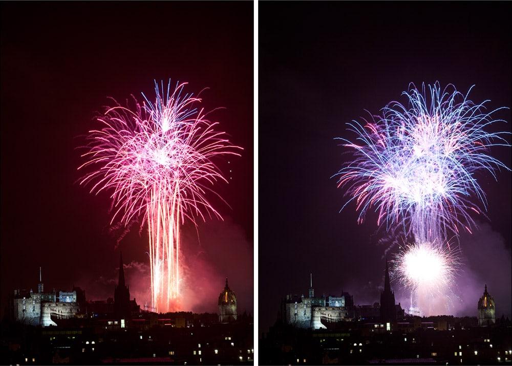 bank of scotland fireworks edinburgh