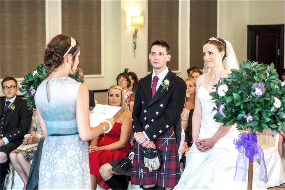 Macdonald Inchyra Hotel Wedding for Laura and Ally