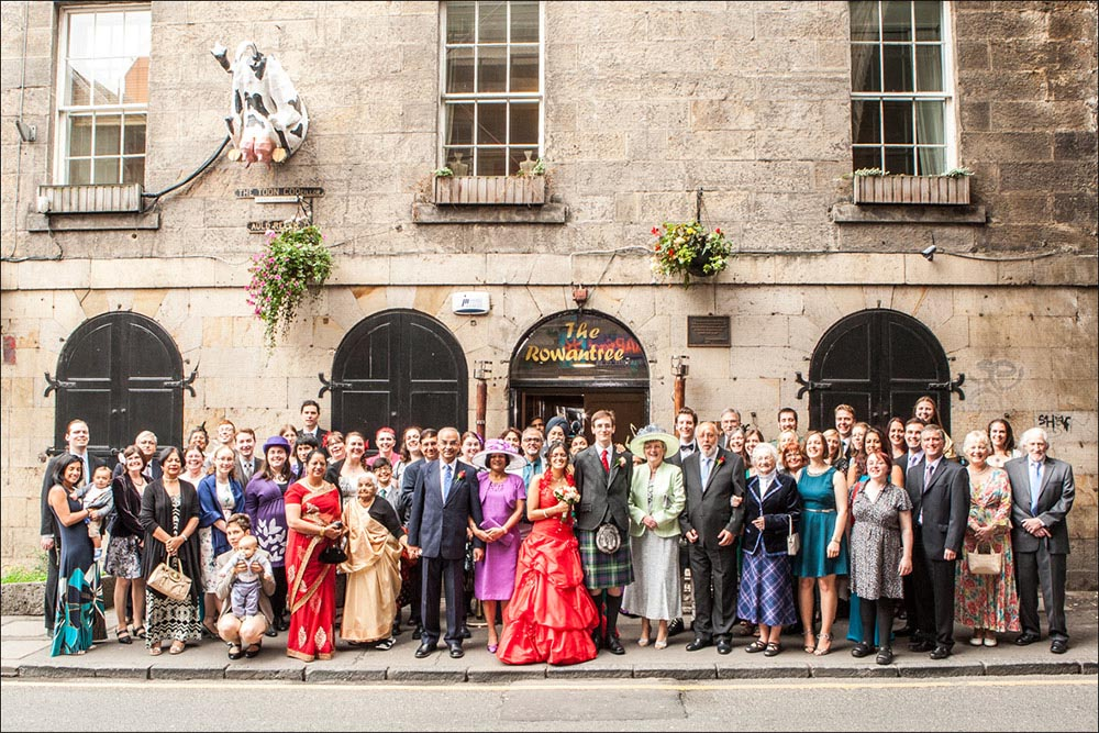 The Rowantree Edinburgh Wedding – Andrew & Iona