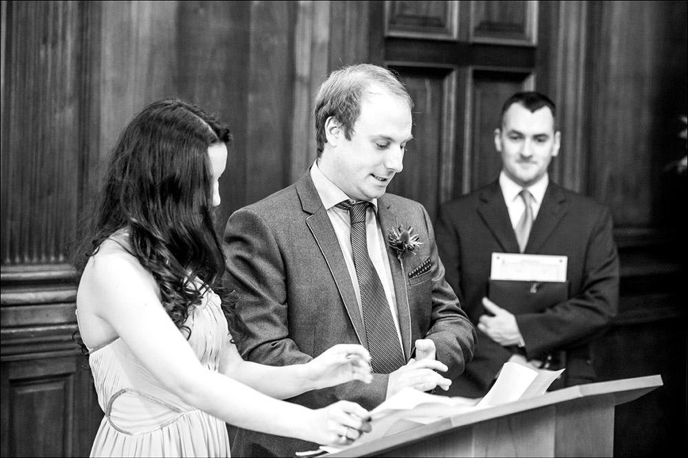 Lothian Chambers City of Edinburgh Wedding