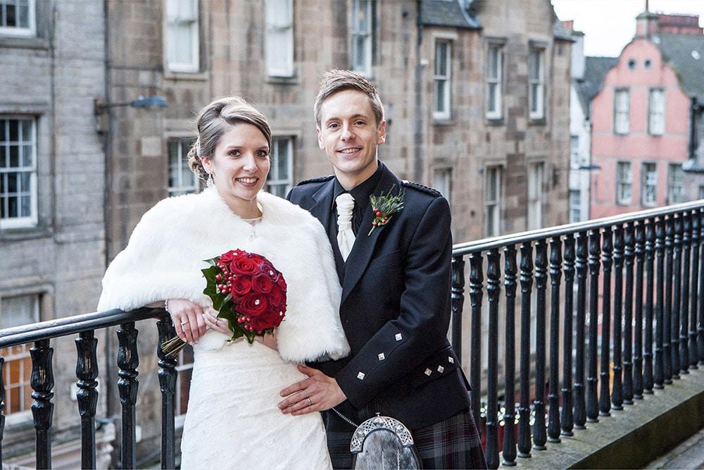 Apex International Grassmarket Edinburgh Wedding
