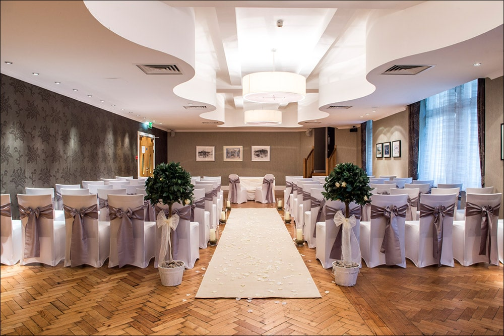 Scotsman Hotel Edinburgh Wedding