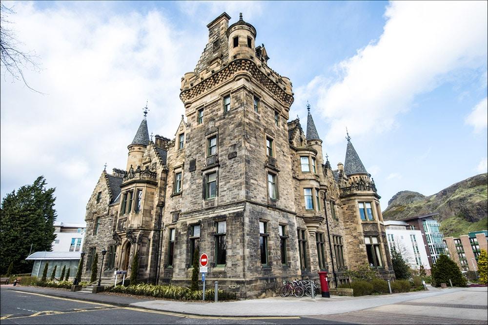 St Leonards Hall Edinburgh Wedding