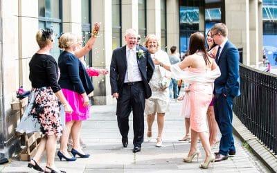 Lothian Chambers Registrars Office Wedding