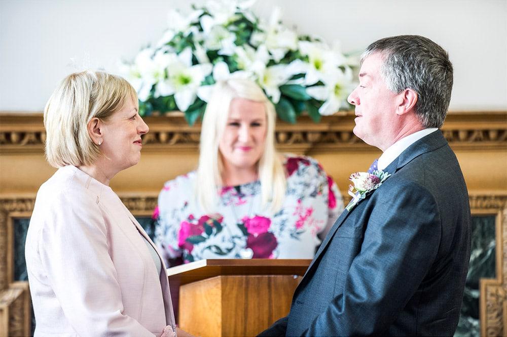 Lothian Chambers Edinburgh Registry Office Wedding