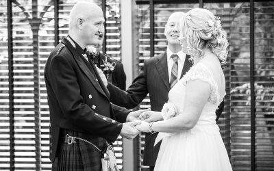 Bruntsfield Hotel Wedding